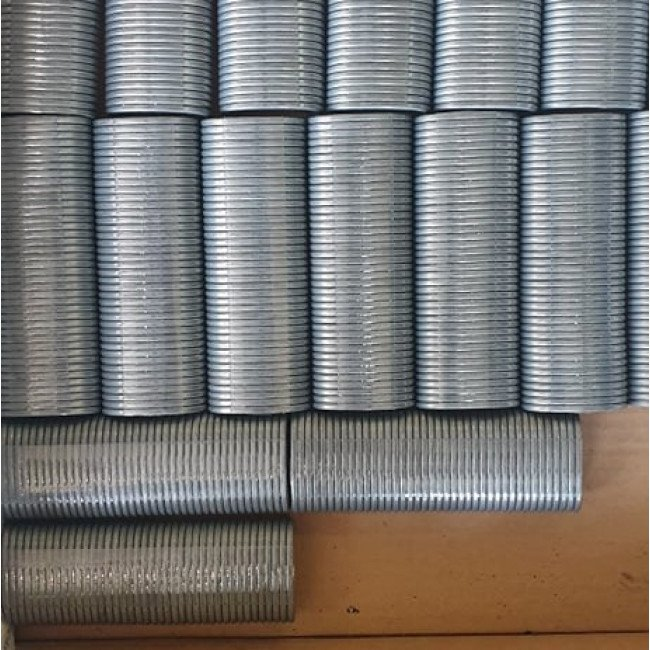 Горещо поцинковани скоби за габиони Ф3/40ММ.(1600)