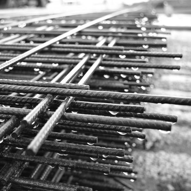 Арматурна мрежа 4х2 метра; 20х20 см; Ф4