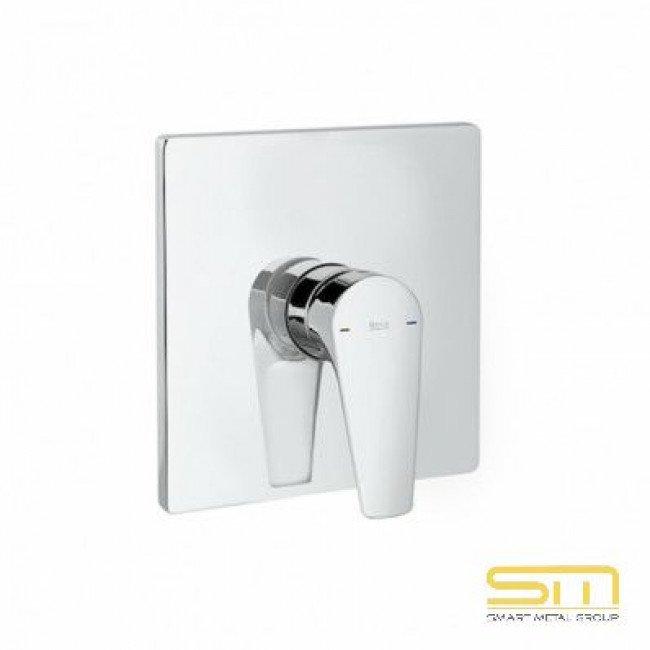 Roca Atlas Вграден смесител за вана или душ, окомплектова се с RocaBox SM0021
