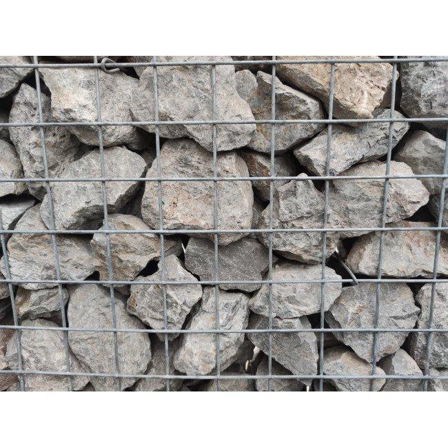 Сив камък фракция 80 - 120 на тон