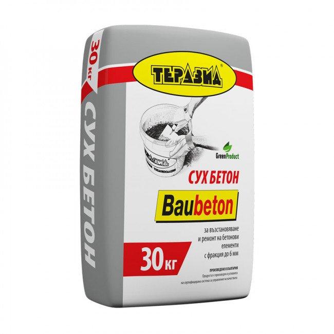 Baubeton – сух бетон 30кг.