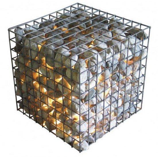 Електрозаварен габион Височина 100 см. (Дължина 100см./Ширина 100см.) ф4мм.