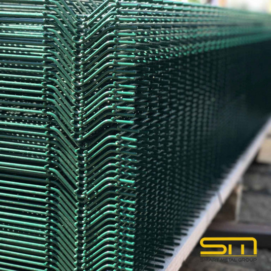 Оградно пано Височина 1.0м.x2.5м. ( око 50мм/150мм.) ф4.3мм.