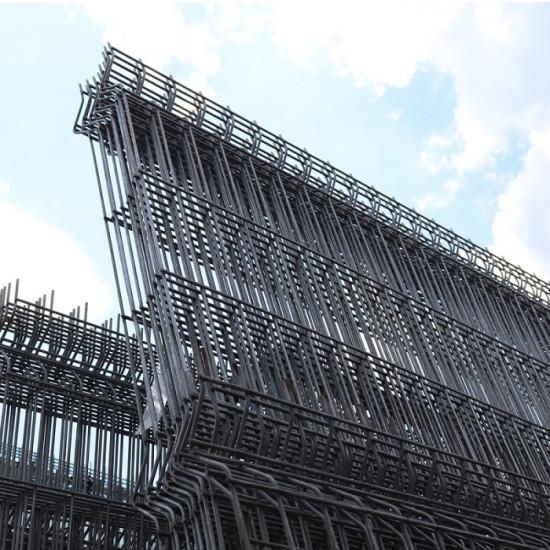 Оградно пано Височина 1.2м.x2.5м. ( око 50мм/150мм.)  ф4.1мм.
