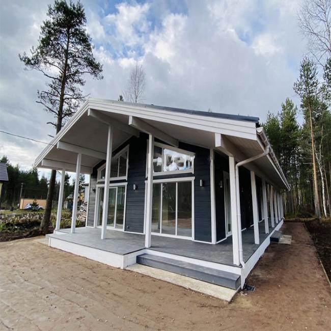 Дървена къща  Айсберг