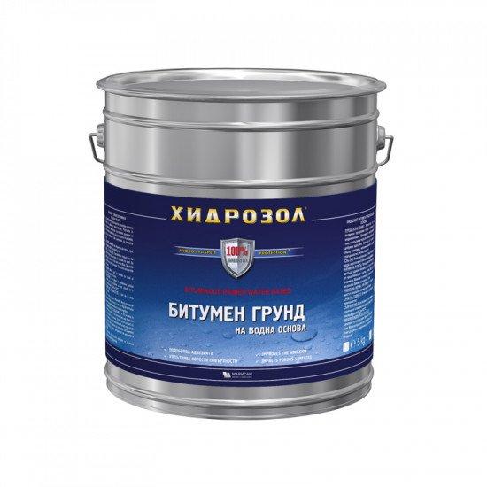 Битумен грунд на водна основа Хидрозол