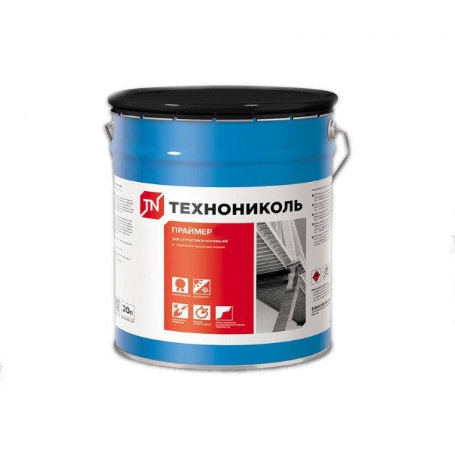 Битумен грунд Technonicol №1 3л/ 2.3кг